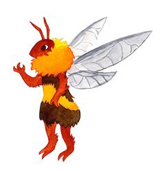 Bumblebee Fae 2