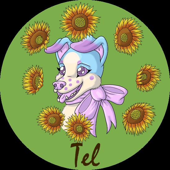 Tel in Sunflowers