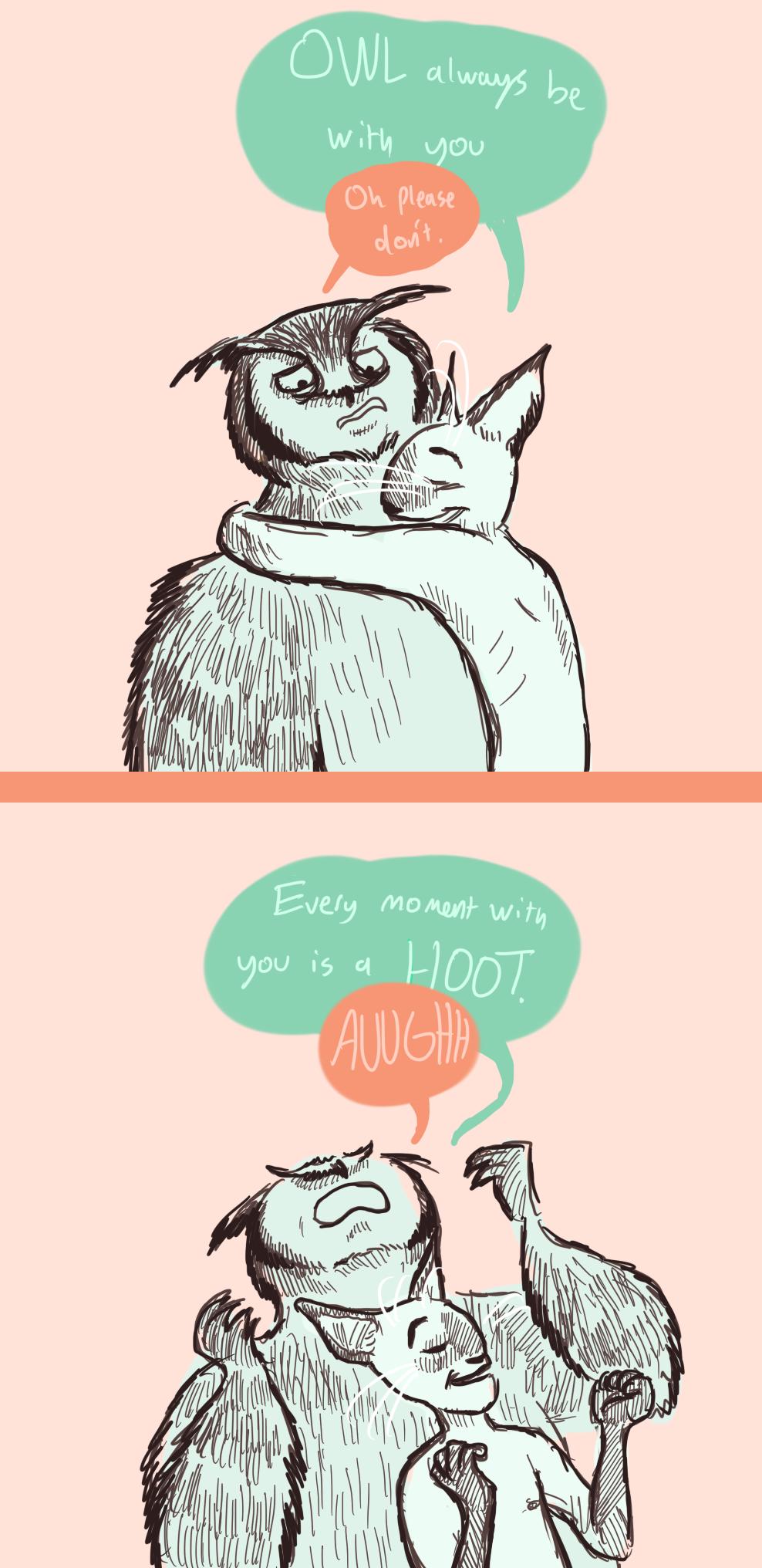 Owl Puns Weasyl