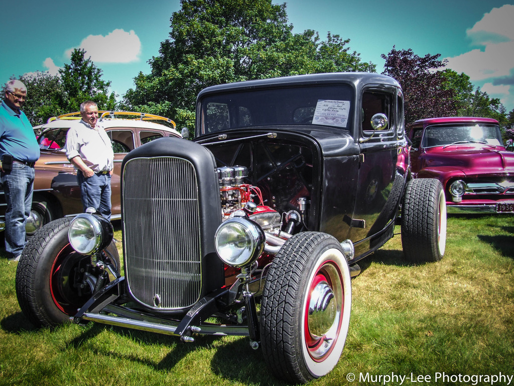 Most recent image: 32 Ford