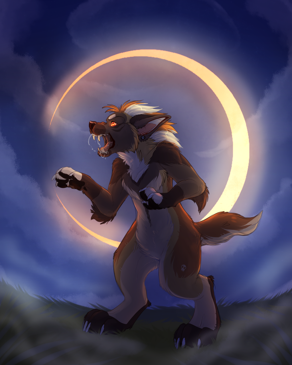 Most recent image: WEREWOOF