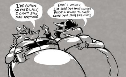 """Overheard: """"Being Fat"""""""