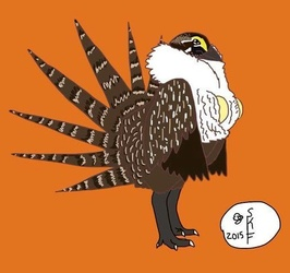 SAVE THE SAGE GROUSE