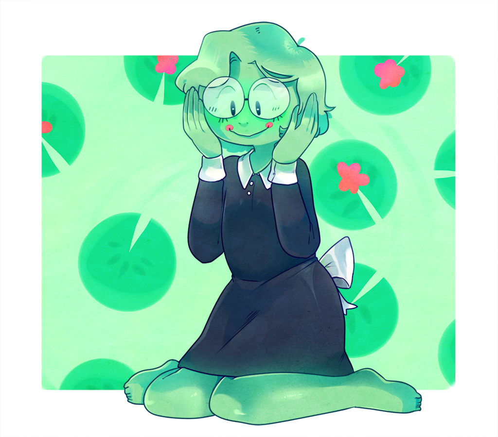 A Nice Frog [Commission]