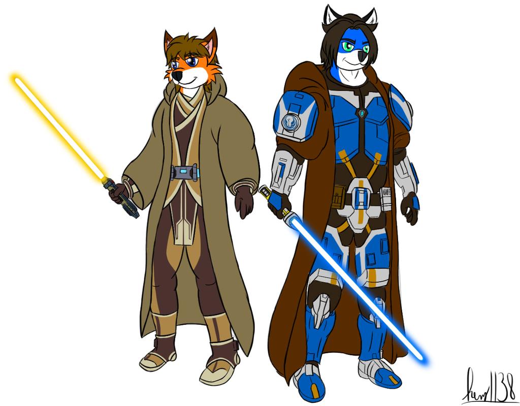 Mike, Jedi Apprentice