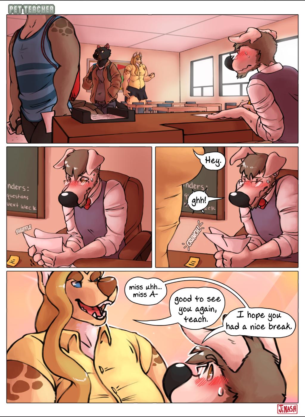 Pet Teacher: 02