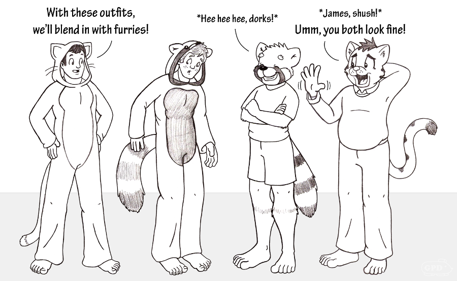 Furries and Wannabe-Furries