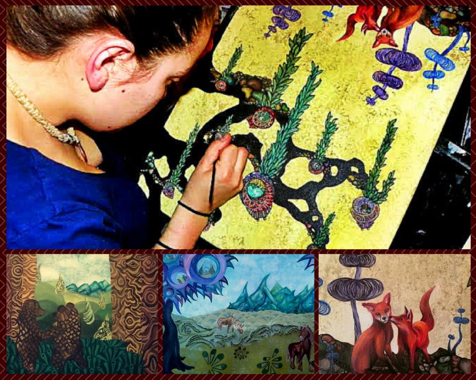 Custom Animal Paintings and Drawings (Raffle too)