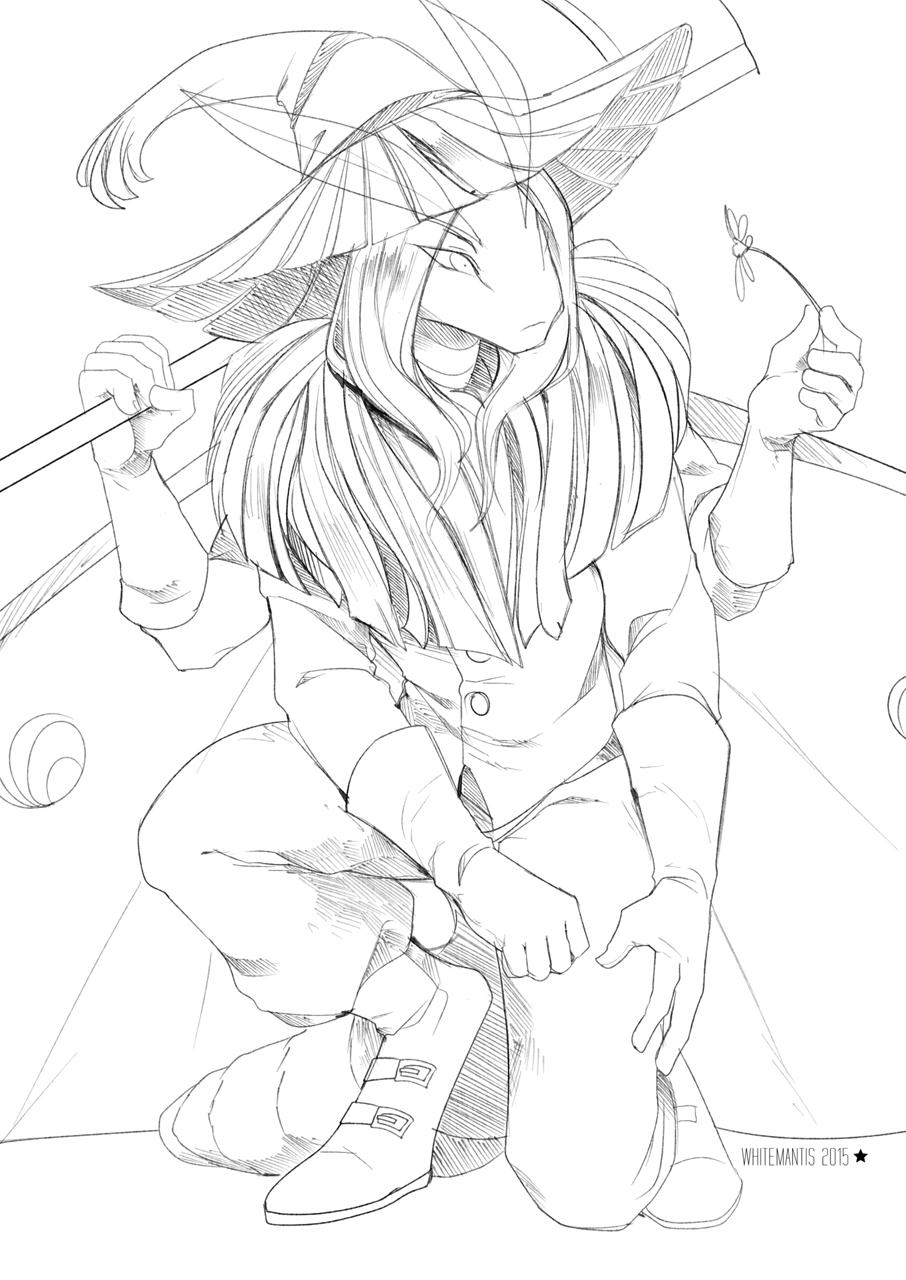 Scarecrow Tetsuo