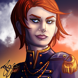Adele Ardouin Portrait