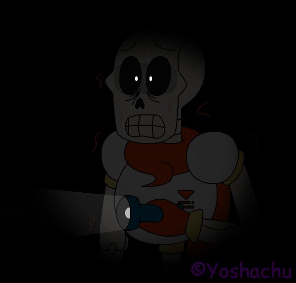 Scared Cinnamon Roll