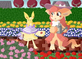 Fluffian Flora [Zest]
