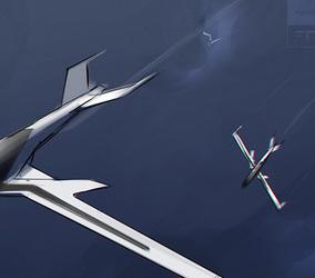 Hydrogen glider