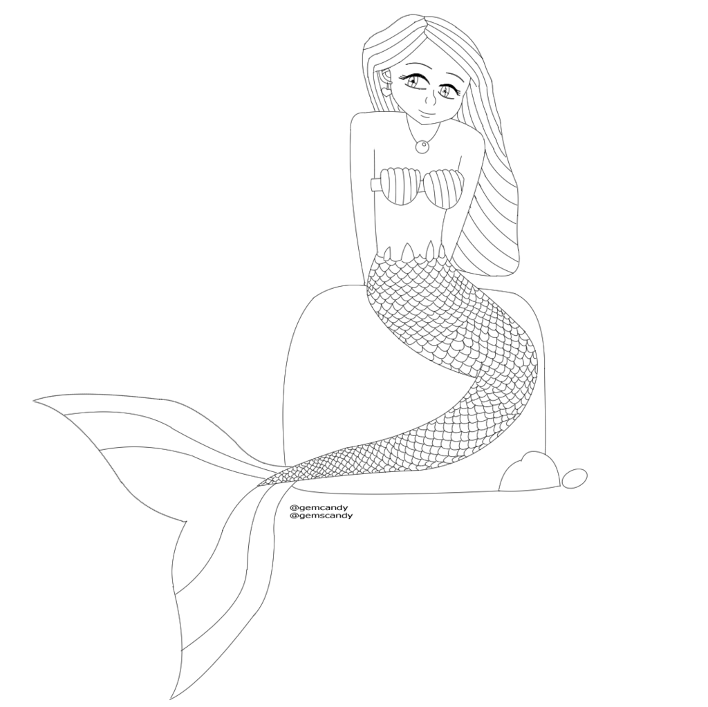 Day 10 - Mermaid