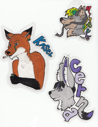 Badge Examples!