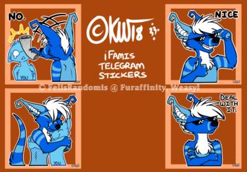 Famis Telegram Stickers 2