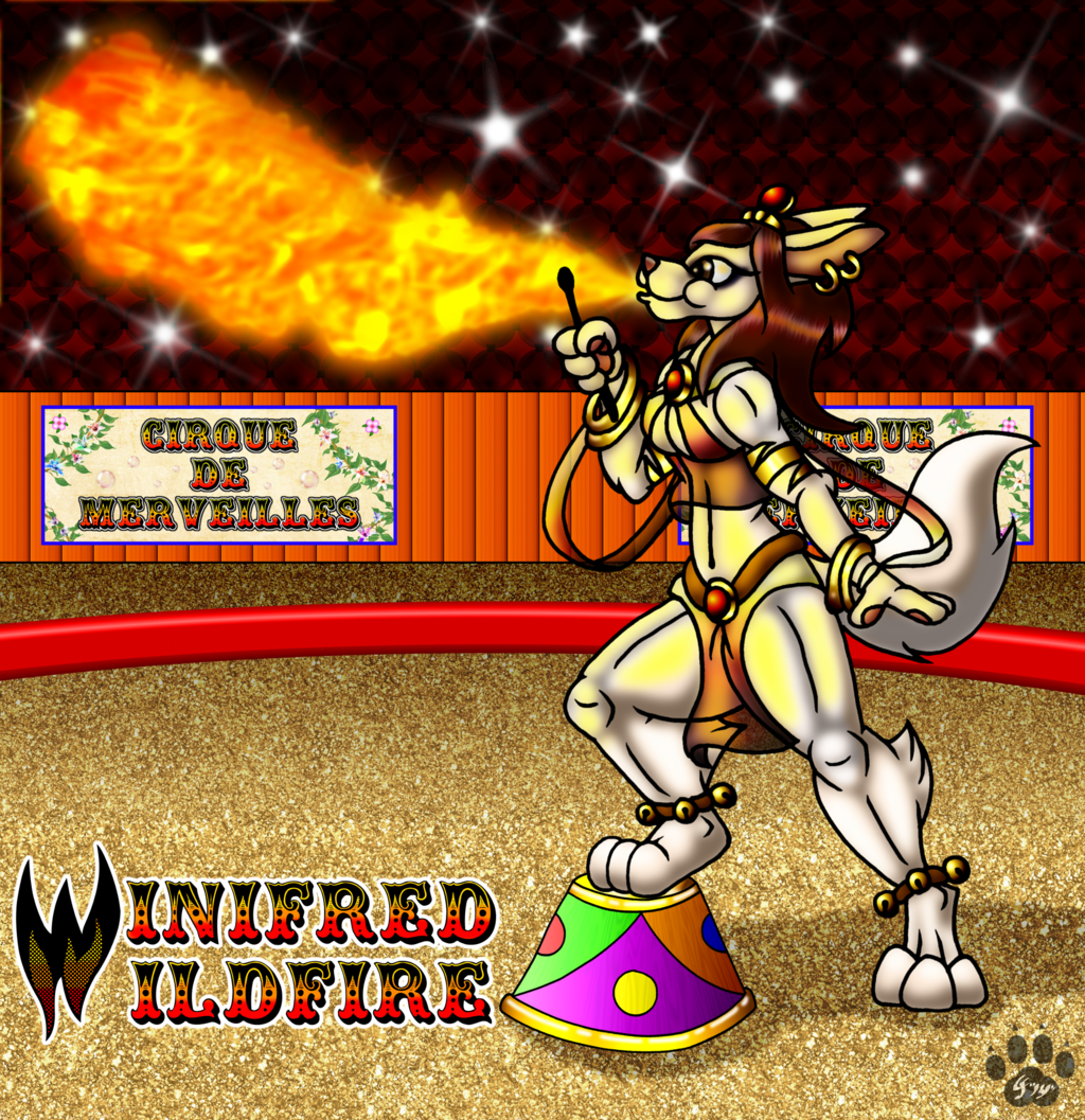 Winifred Wildfire