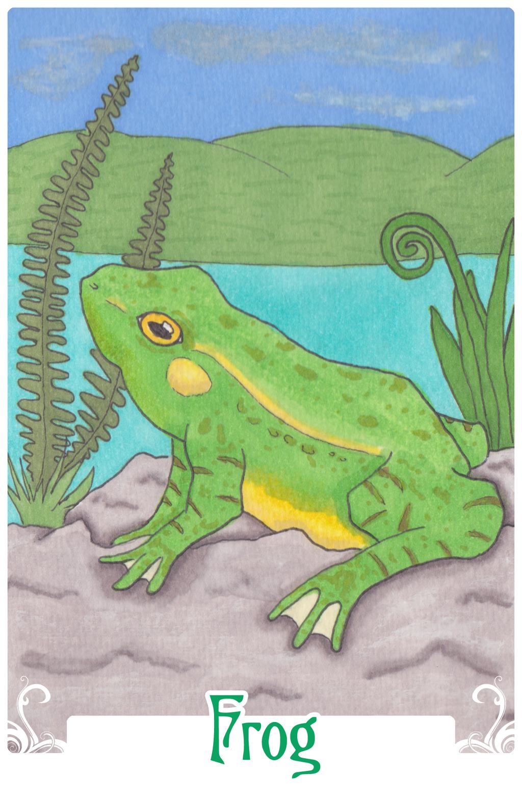 Frog (2014)