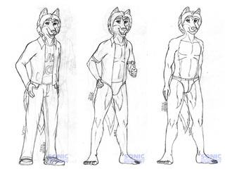 Eddie the Wolf Ref (sketch)