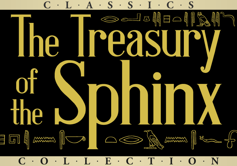 Featured image: The Treasury of the Sphinx
