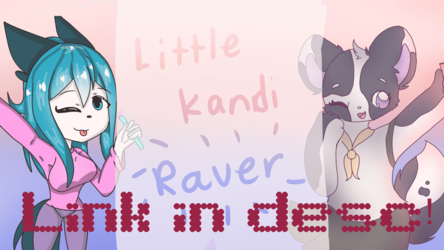 Little Kandi Raver Animation Meme!