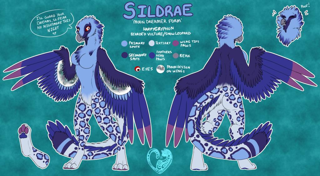 Sildrae Moon Ref