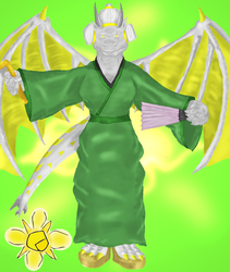 CP 5: Old Dragoness