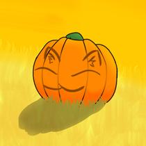 Achivement Unlocked: Twilit Pumpkins