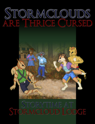 Stormclouds are Thrice Cursed Chapter 1 Cover Page