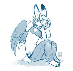 Stress (sketch)