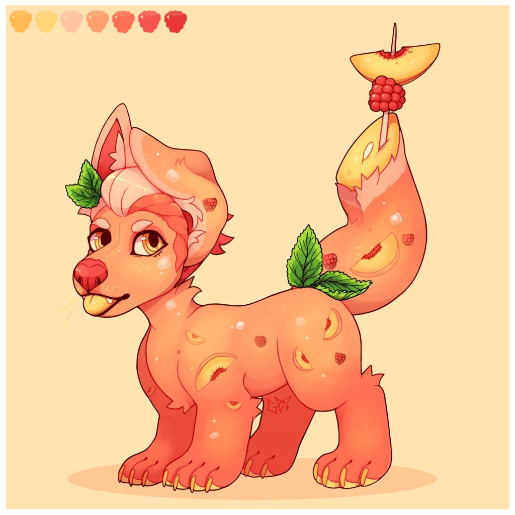 Peach Tea [Cinnamini - GA Custom]