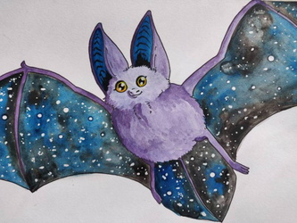 Nebula Bat