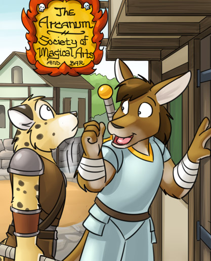 Most recent image: Curse - page 35
