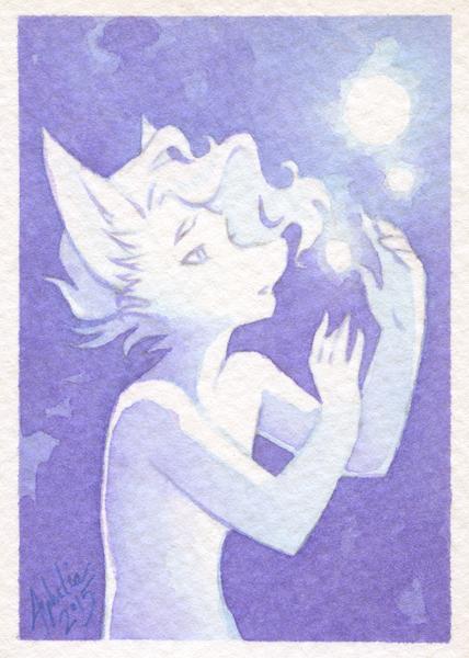 Art Card - Glow