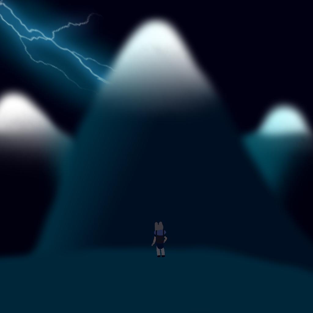 Most recent image: Strange Mountain