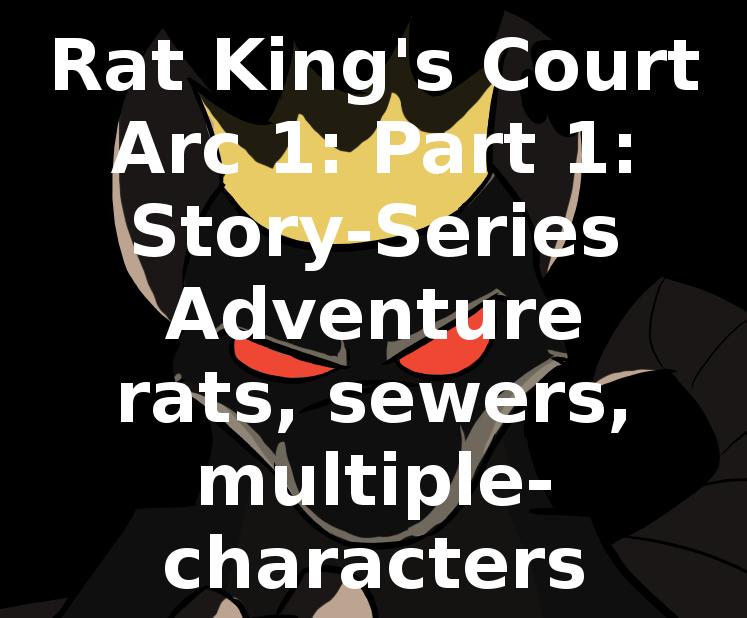 Arc 1: Part 1