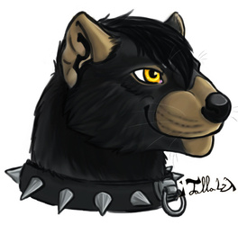 First Art of Xander - By iTalla N.T.