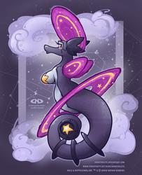 Starlight Seahorse