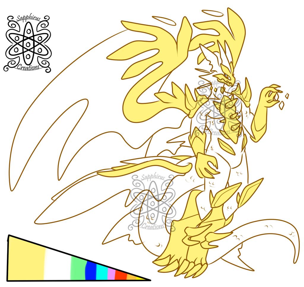 Male Ultra Necrozma +Design+ (SOLD)