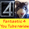 Peter the cat reviews Fantastic 4 (VIDEO)