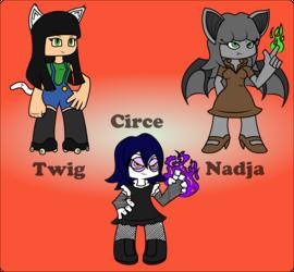 Circe Twig Nadja - PaSWG