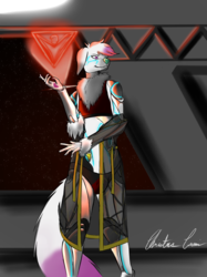 Commission: Imperial Pupper