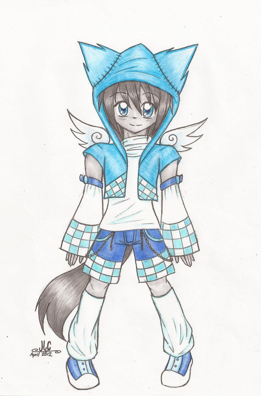 Angelic_Wolf_Puppy 2012