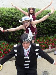 Souleater Cosplay