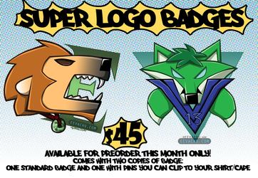 Super Logo Badges