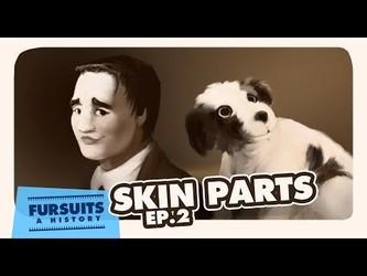 VIDEO Fursuit History Part 2: Skin Parts (Pantomime Animals)