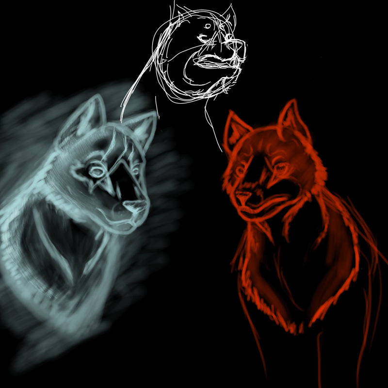 Ginga sketch
