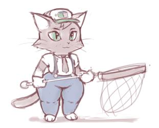 Catcher Cat