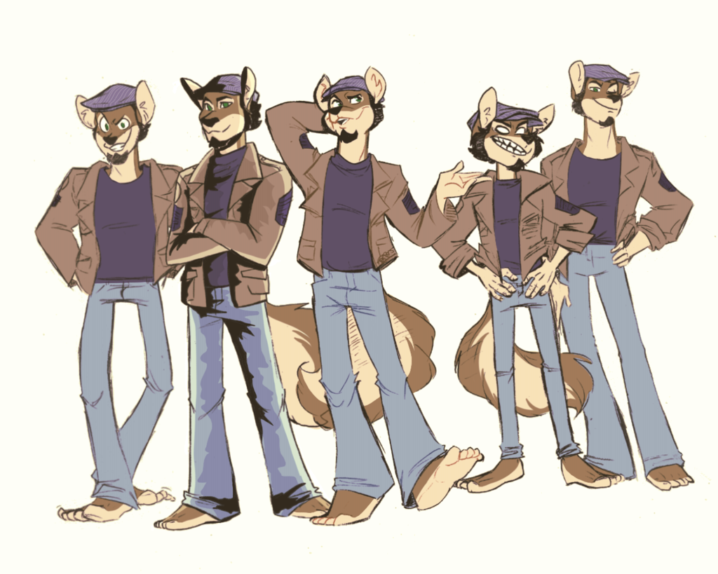 [C - Negatunes] Dingo Style