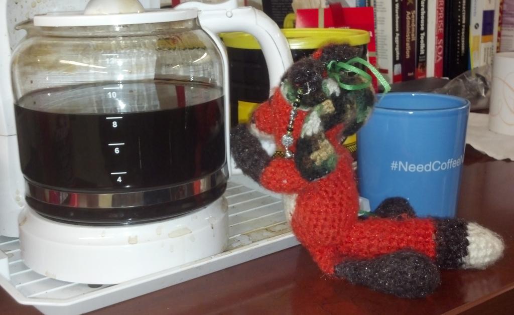 Need.  Coffee.  Now.
